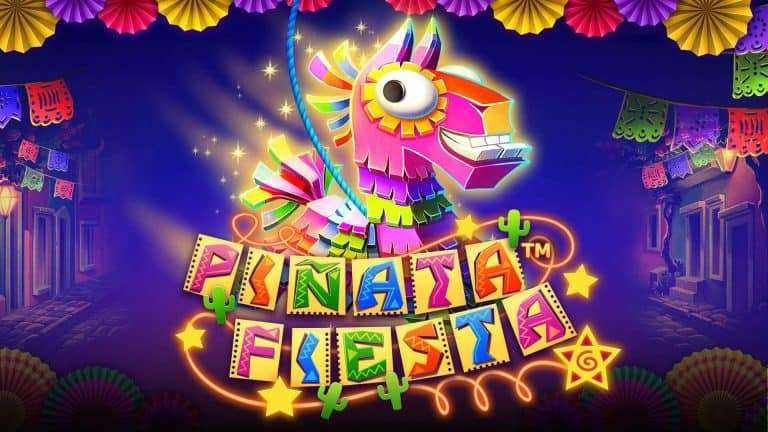 Pinata Fiesta Slot Machine