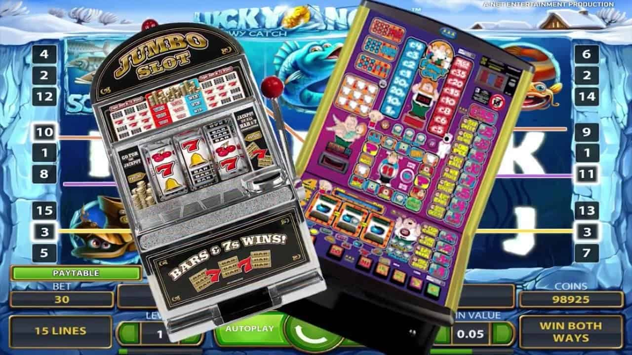 Slot Machine Online A Pagamento