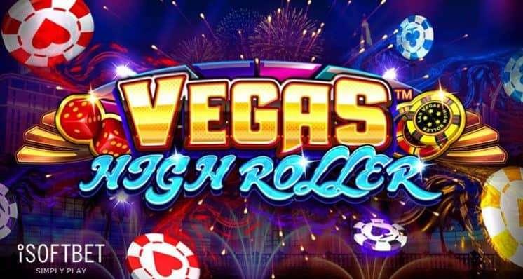 Vegas High Roller Slot Machine