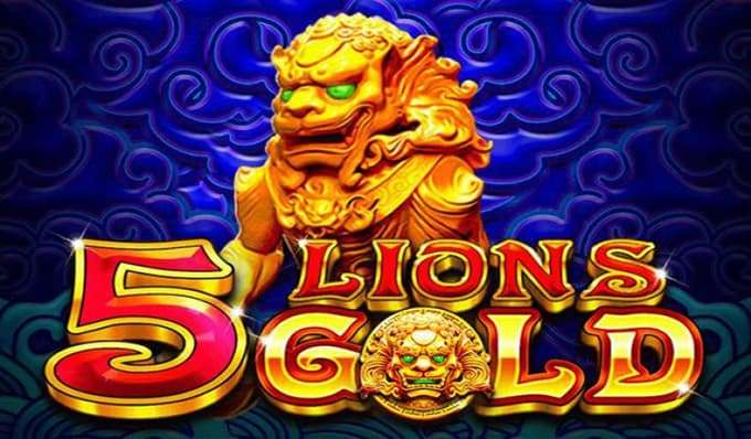 5 Lions Gold Slot Machine