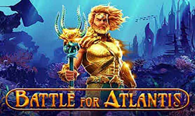 Battle For Atlantis Slot Machine