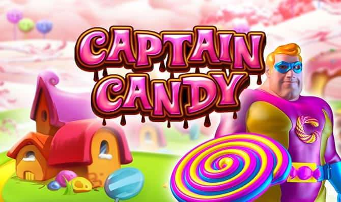 Capitain Candy Slot Machine