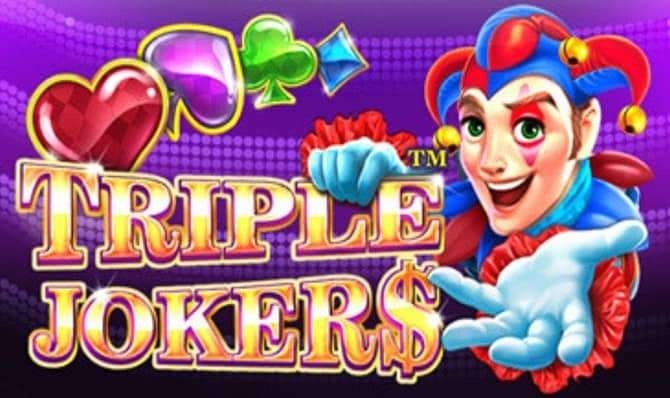 Triple Jokers Slot Machine