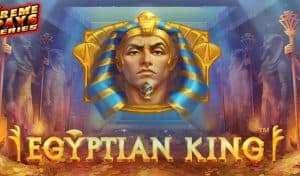 Egyptian King Máquinas Tragamonedas