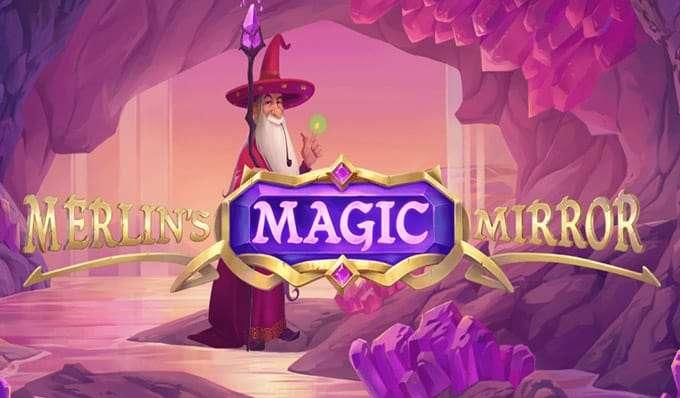 Merlin's Magic Mirror Slot Machine