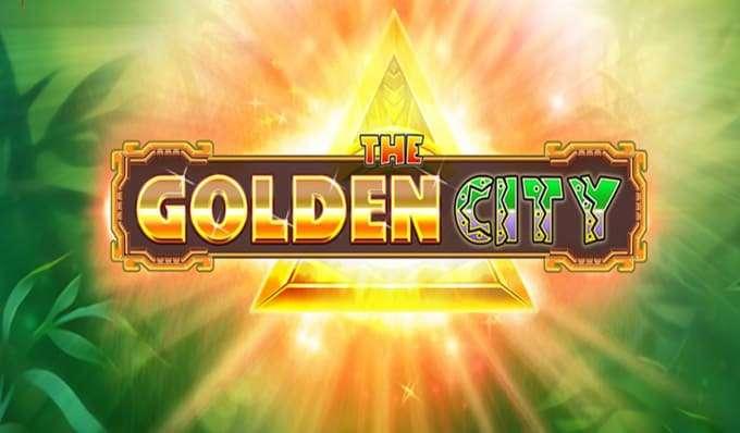 The Golden City Slot Machine