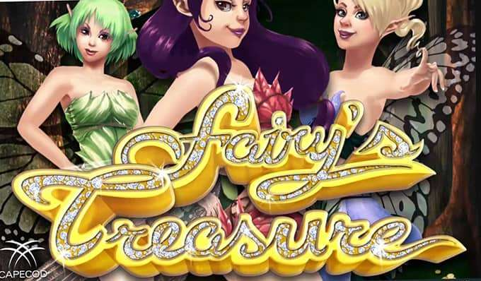 Fairy's Treasure Slot Machine
