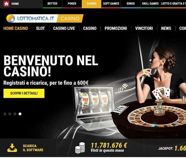 Lottomatica Sito Web