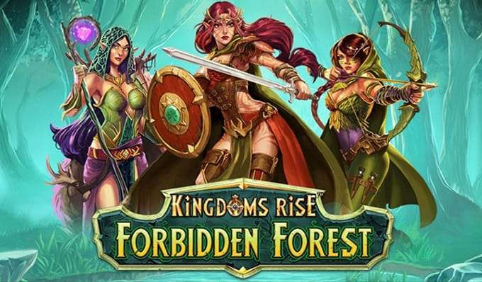 Kingdoms Rise: Forbidden Forest Slot Machine