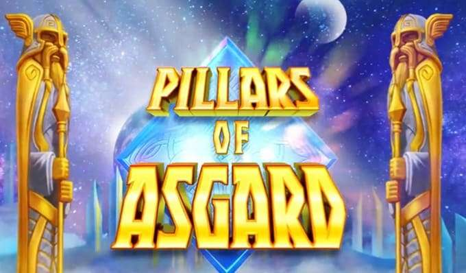 Pillars of Asgard Slot Machine