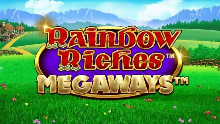 Rainbow Riches Megaways Slot Machine