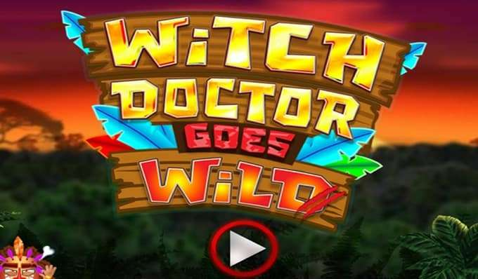Witch Doctor Goes Wild Slot Machine