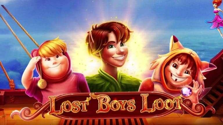 Lost Boys Loot Slot Machine