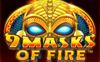 9 Masks of Fire Slot Machine