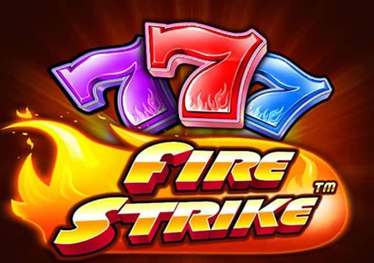 Fire Strike Slot Machine