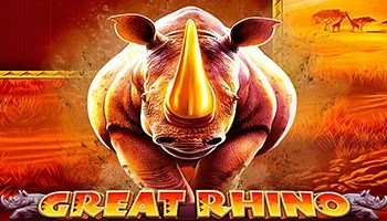 Great Rhino Slot Machine