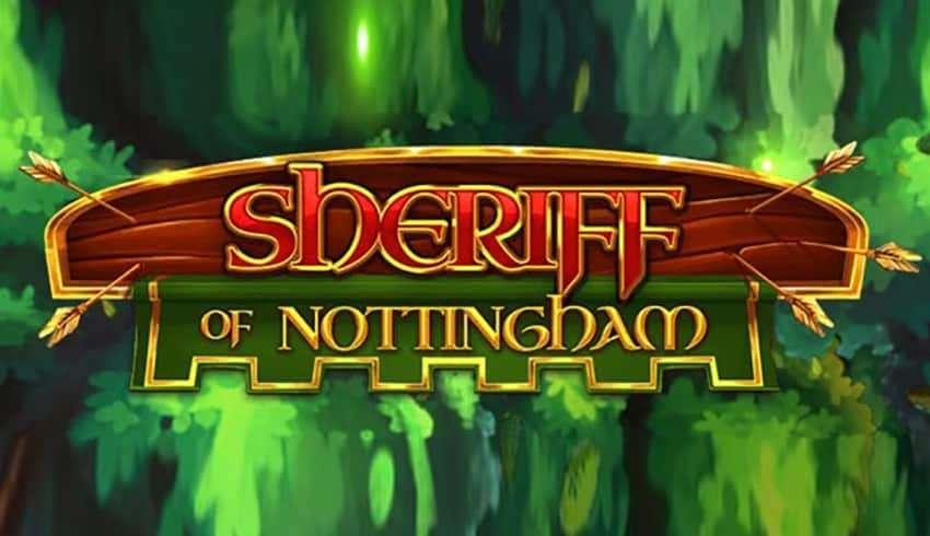 Sheriff of Nottingham Slot Machine