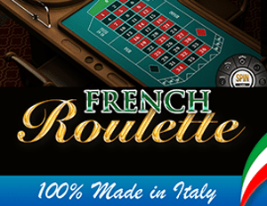 French Roulette Capecod