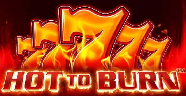 Hot to burn Slot Machine