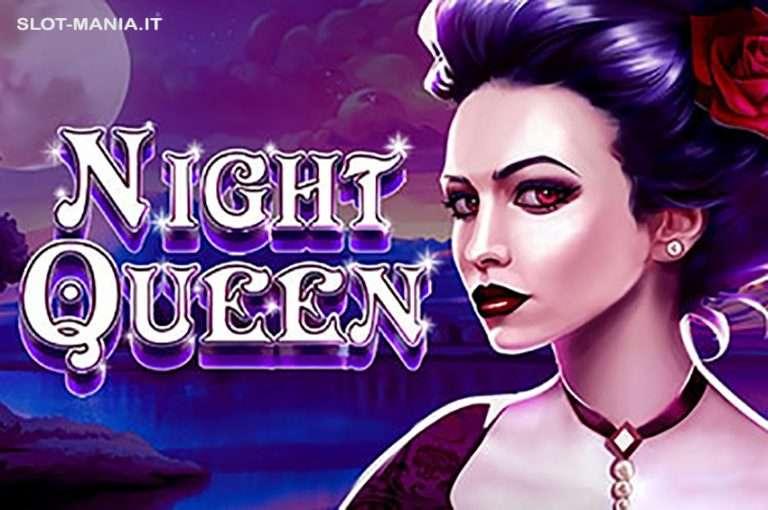 Night Queen Slot Machine