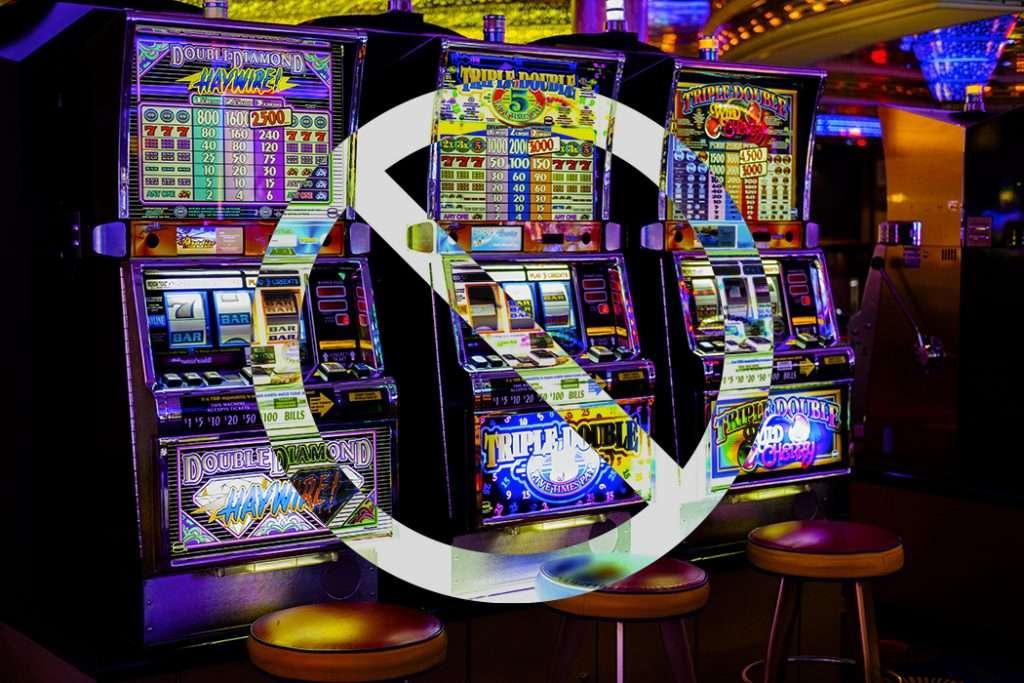 Slot Machine Coronavirus
