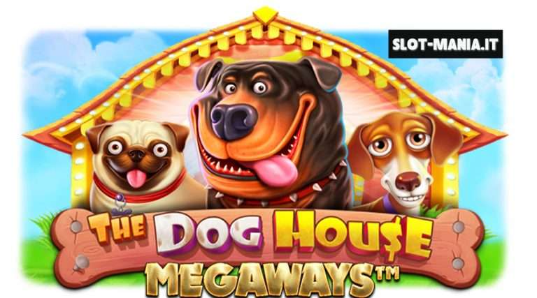The Dog House Megaways Slot Machine
