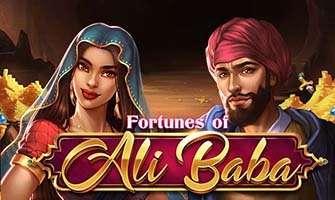 Fortunes of Ali Baba Slot Machine
