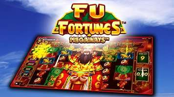 Fu Fortunes Megaways Slot Machine