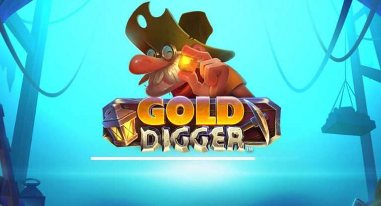 Gold Digger Slot Machine