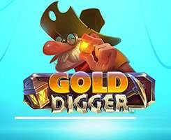 Gold Digger Slot Machine