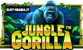 Jungle Gorilla Slot Machine