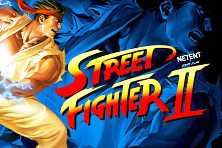 Street Fighter II Slot Machine