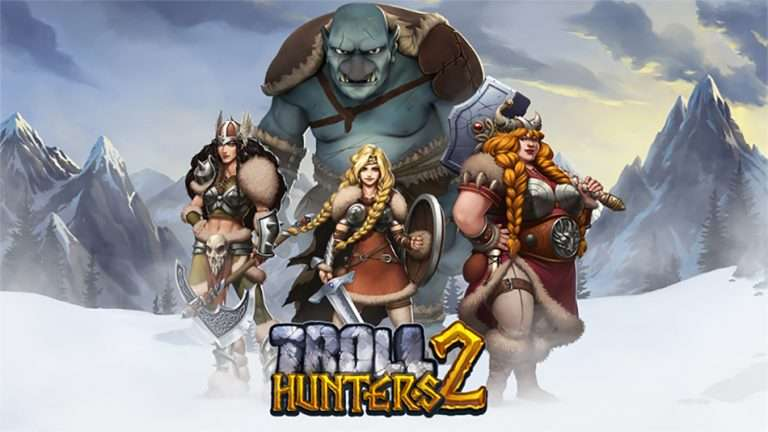 Troll Hunters 2 Slot Machine