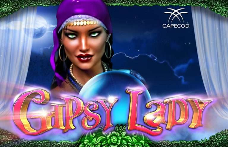 Gipsy Lady Slot Machine