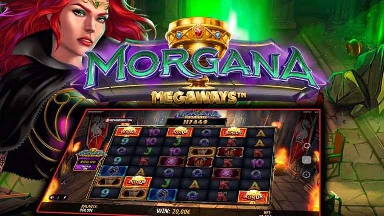 Morgana Megaways Slot Machine