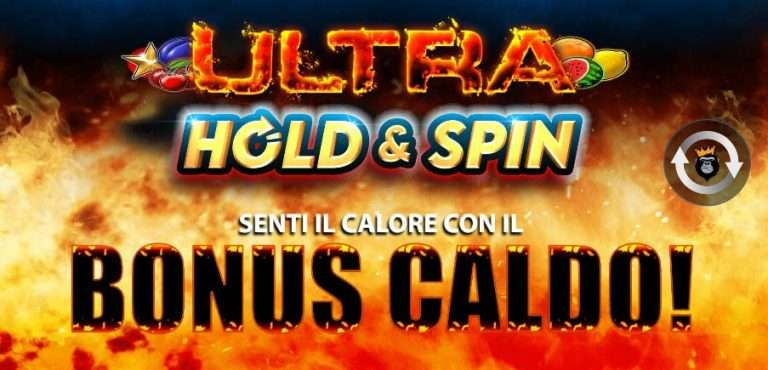 Ultra Hold and Spin Slot Machine
