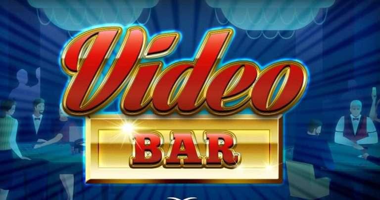 Video Bar Slot Machine