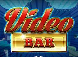 Video Bar Slot Machine