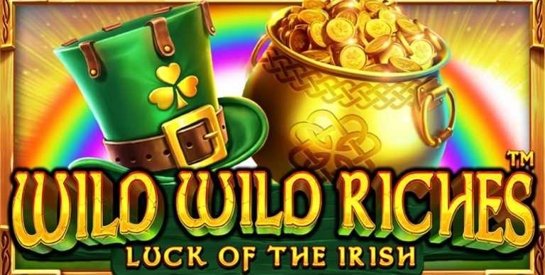 Wild Wild Riches Slot Machine