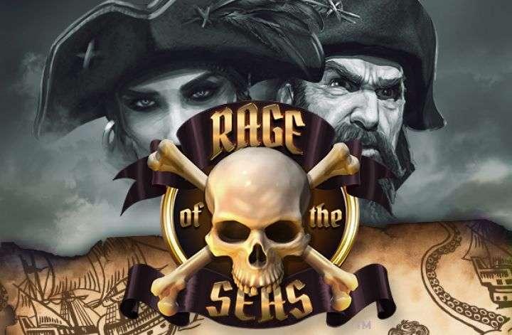 Rage of the Seas Slot Machine