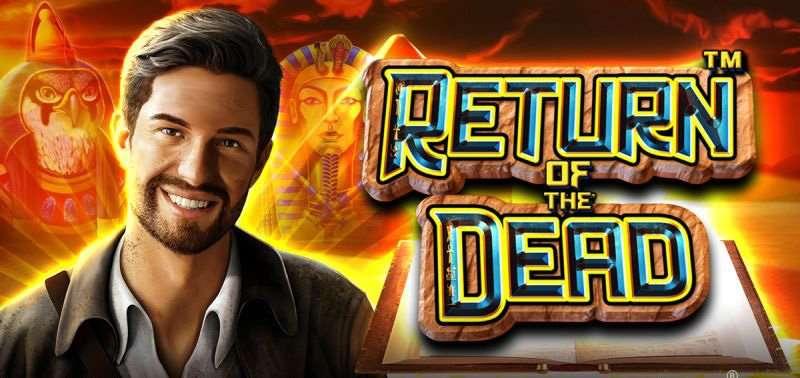 Return of the Dead Slot Machine