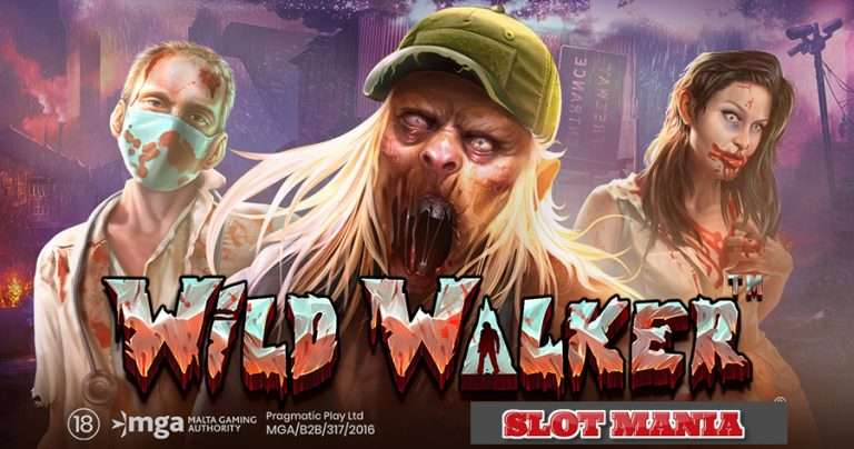 Wild Walker Slot Machine