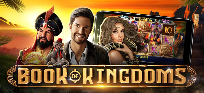 Book of Kingdoms Slot Machine
