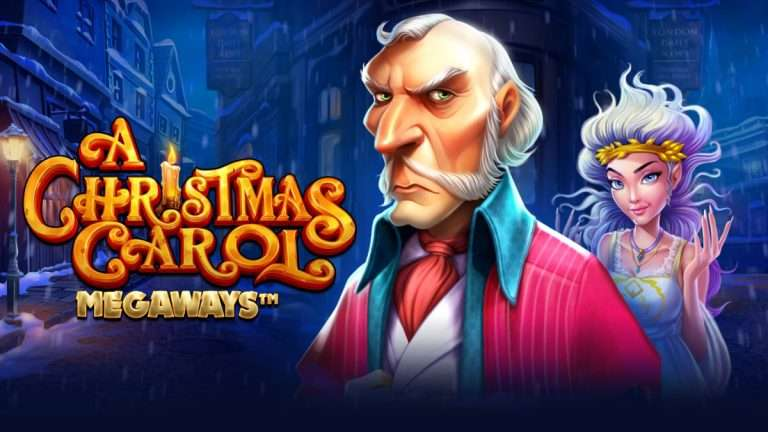 Christmas Carol Megaways Slot Machine