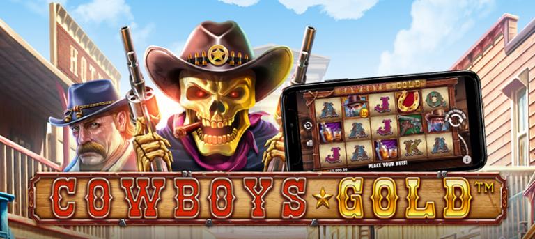 Cowboys Gold Slot Machine