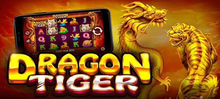 Dragon Tiger Slot Machine