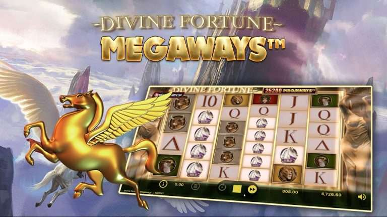 Divine Fortune Megaways Slot Machine