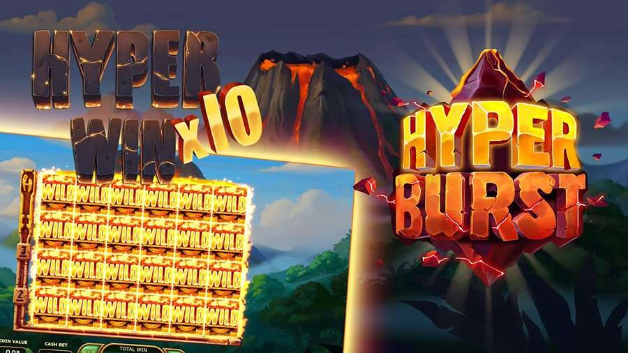 Hyper Burst Slot Machine