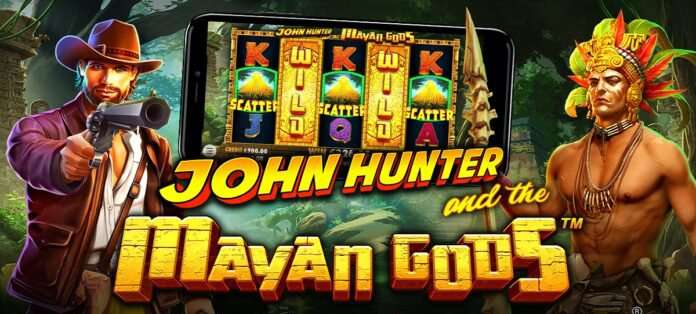 John Hunter and the Mayan Gods Slot Machine