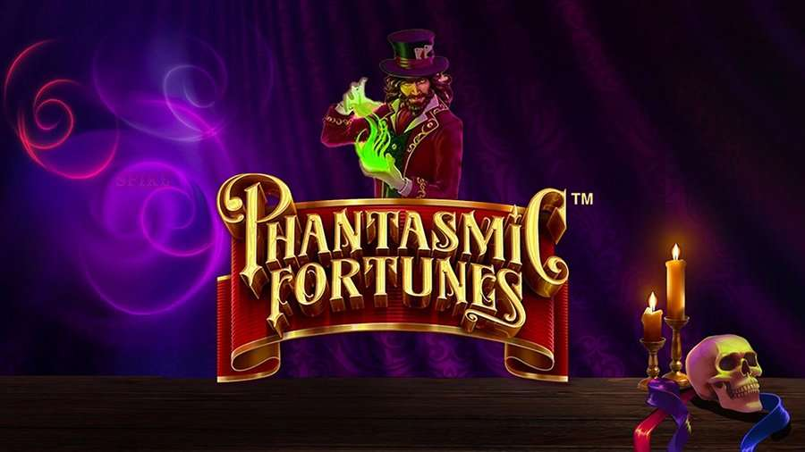 Phantasmic Fortunes Slot Machine